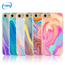 Latest 5g mobile phone cases IMD personality cool tpu case phone cover for iphone 8, for iphone 8 case tpu
