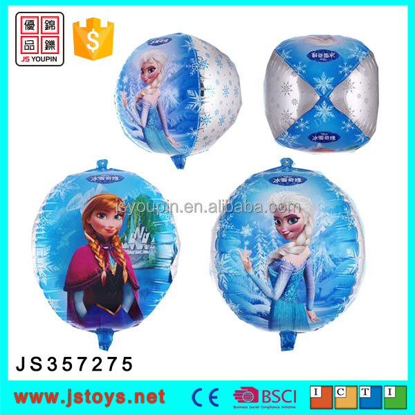 Hot selling hard plastic balloon new products 2016