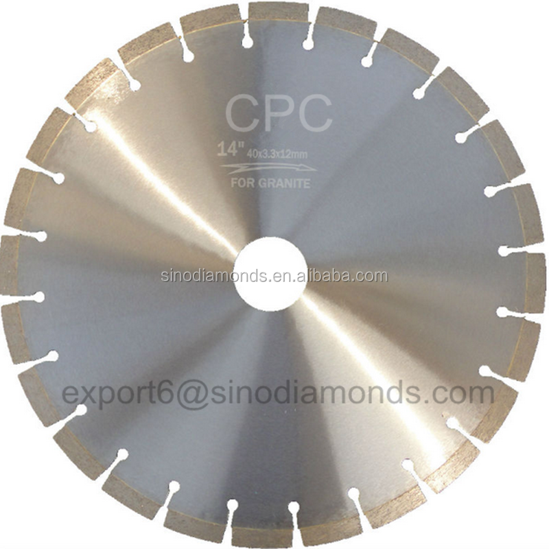 for granite marble Diamond granite saw blade with lapidary