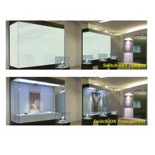 Store Fronts Color Changing Glass