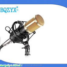 OEM High Quality BM-800 Condenser Sound Studio Recording Broadcasting Microphone with Shock Mount Holder