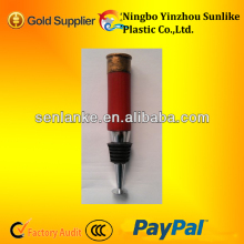 Bullet typed wine bottle stopper/bottle stoppe