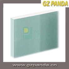 Building Fireproof Waterproof 12mm Plaster Wallboard