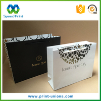 Luxury brand promotion paper bag