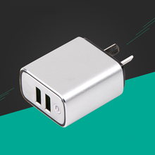 OEM orders wholesale 5v 3a mobile phone portable charger adapter 2 port usb wall charger