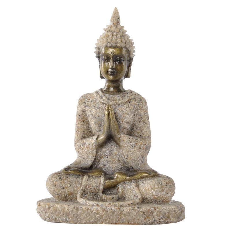 Cheap resin crafts home decor thailand buddha statue 12138 - Bouddha statue deco ...