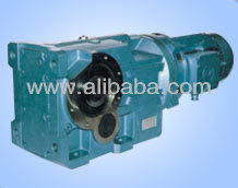 BEVEL HELICAL GEARED MOTOR