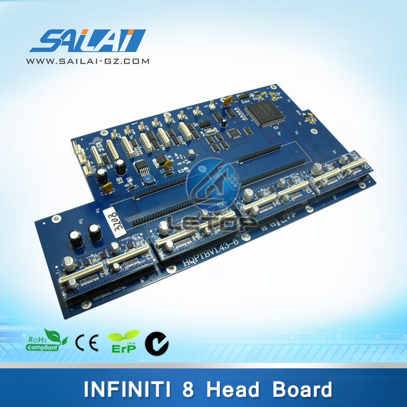 phaeton Infiniti 3208 printer printhead board(HQPTBV1.41-8)