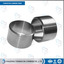Tungsten carbide rotary shaft seal ring