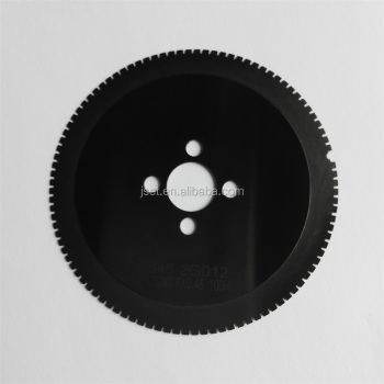 ZrO2 high hardness black zirconia ceramic disc
