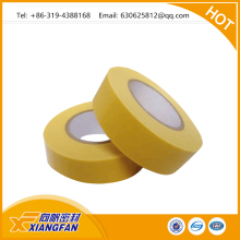custom printed yellow electrical tape