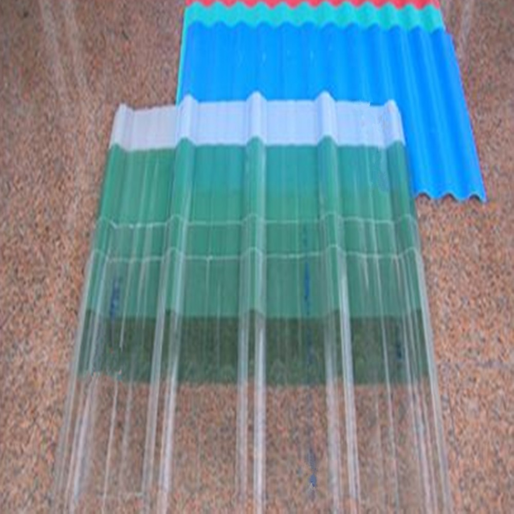 polycarbonate cover sheet/corrugated sheet /pc hollow plastic board for house