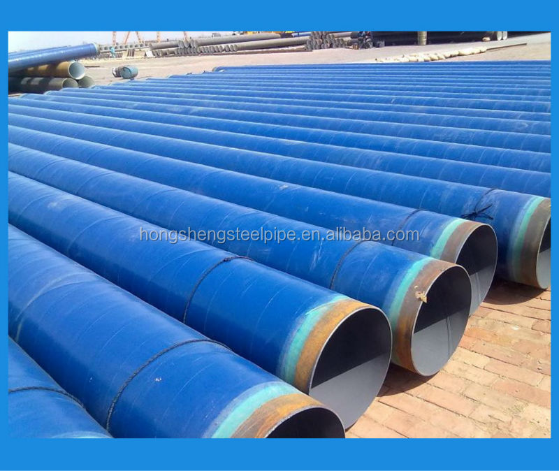 IPN8710 High Polymer Anticorrosive Coating Anticorrosion Pipe