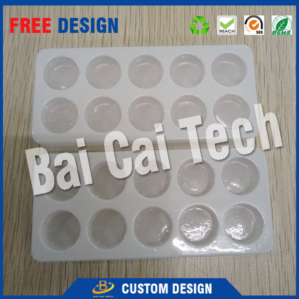 Made in China provide PP/PVC/PET material blister package for medicine, clear tary