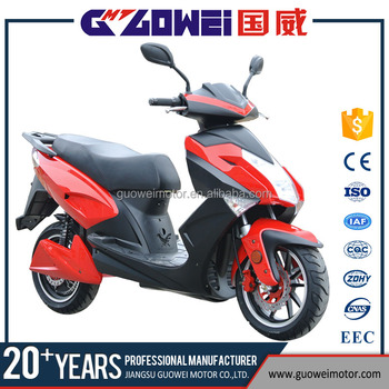 72V 1500W Chinese electric scooter moped for sale