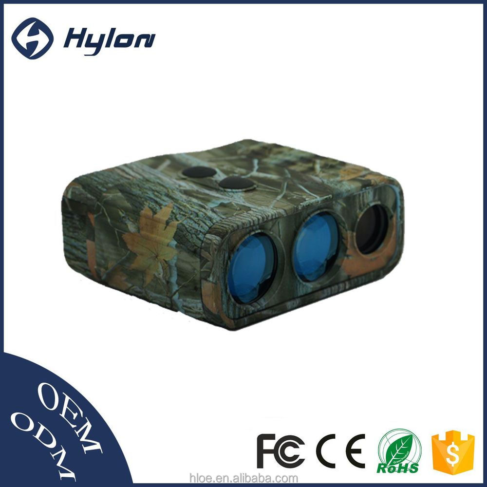 China Hylon camouflage long distance laser range finder