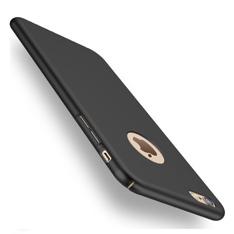 China Suppliers Plastic Hard Case For iPhone 6 Cover, Ultra-thin Metallic Matte Phone Cover For iPhone 6 Plus Case