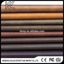 PU leather for shoes/sofa/bags/fumiture/car