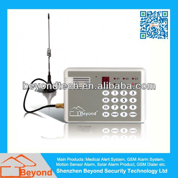 Wired Alarm Auto Dialer
