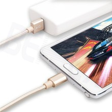 High Quality Charging Braided USB Micro Cable