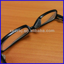 adhesive clear rubber nose pads for plastic frame glasses or sunglasses
