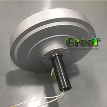 1kW 2kW 3kW 5kW Low speed coreless permanent magnetic generator, vertical axis wind generator