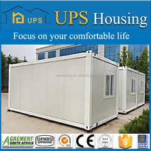 new technology Container granny flat prefab homes, usa style modular prefab houses for europe