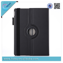 New style Jeans leather Case For iPad mini 4 rotating case