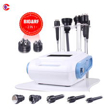 5in1 cavitation vacuum Microcurrent rf Skin tightening fat loss Machine