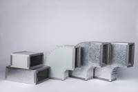 Phenolic Foam Pre-insulated HVAC Ductwork