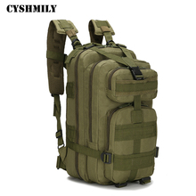 Running hydration backpack waterproof tactical bag army camouflage bag