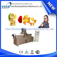 double Screw Pillow Shape Core Filled Snack Machine