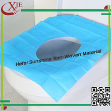 Eco-Friendly Cheap Disposable Plastic Toilet Seat Cover