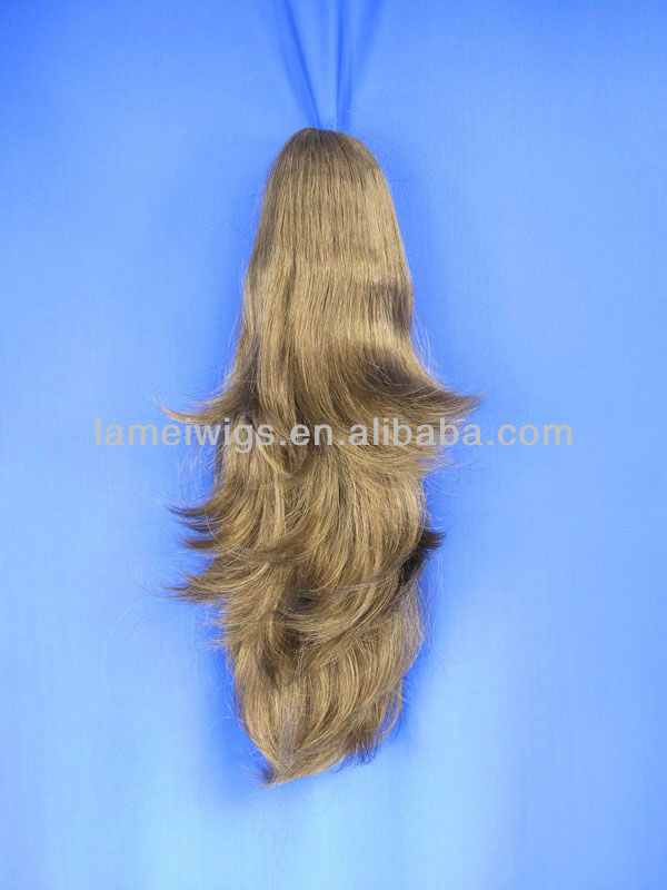 Claw Clip Ponytail PN-0155