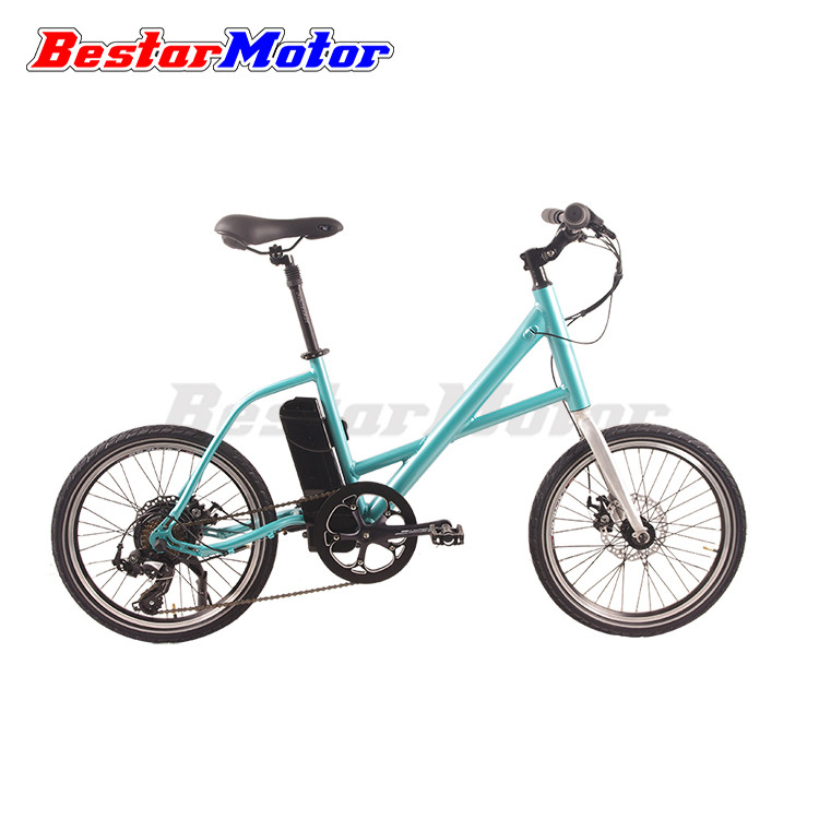 2017 New Model Bestar Motor New bicycle electric light for women