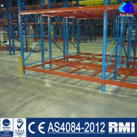 Industrial Pipe Storage Pallet Rack