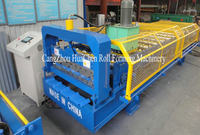 Beauty Products Making cold steel trapezoidal roof tile forming machine