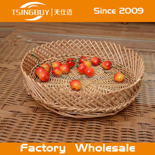 HOT Handmade Natural Wicker Bread Baskets Wholesale and baby storage baskets