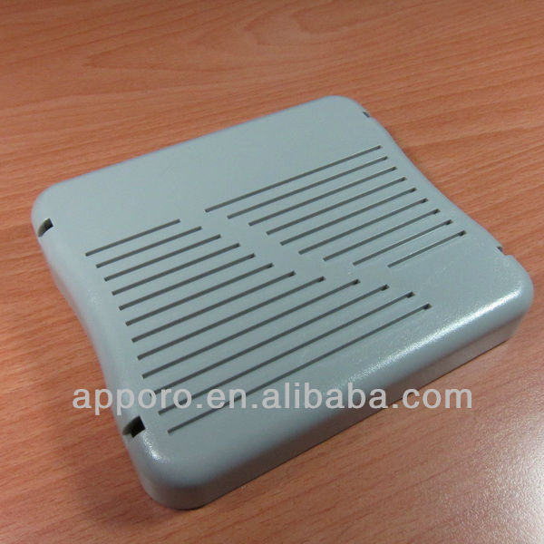 Precision plastic injection mold computer parts, medical plastic case