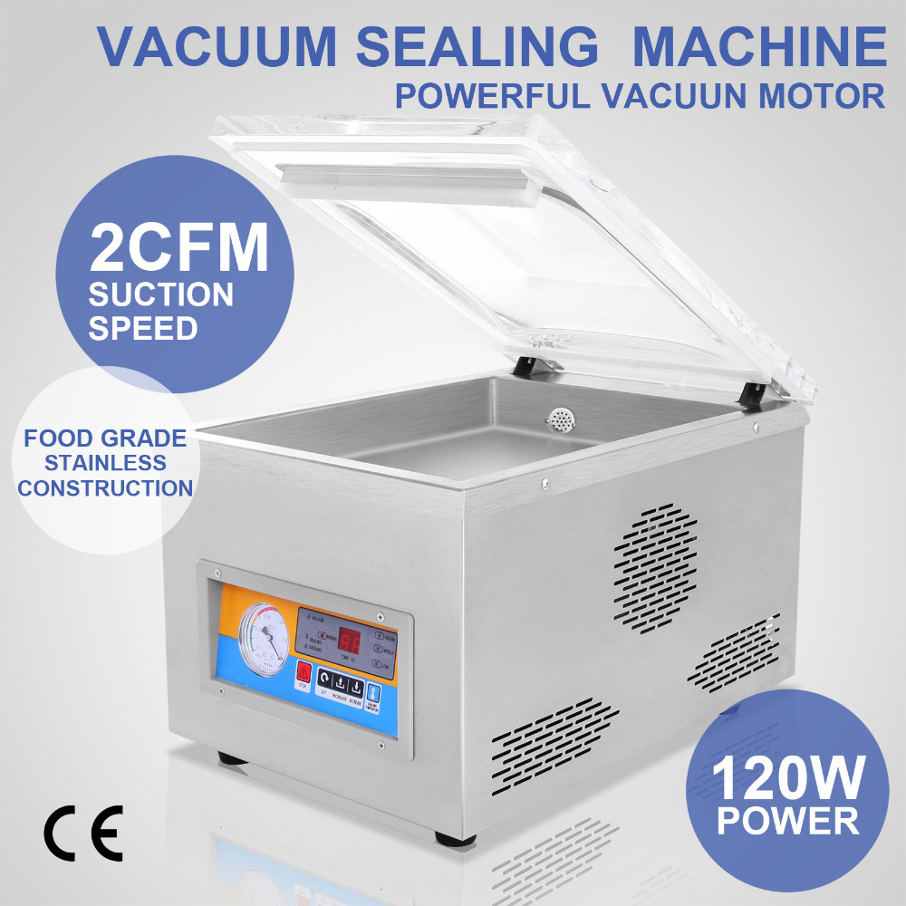 <strong>Vacuum</strong> Sealing/Packing/Packaging Machine Sealer Making-Latest Model Powerful