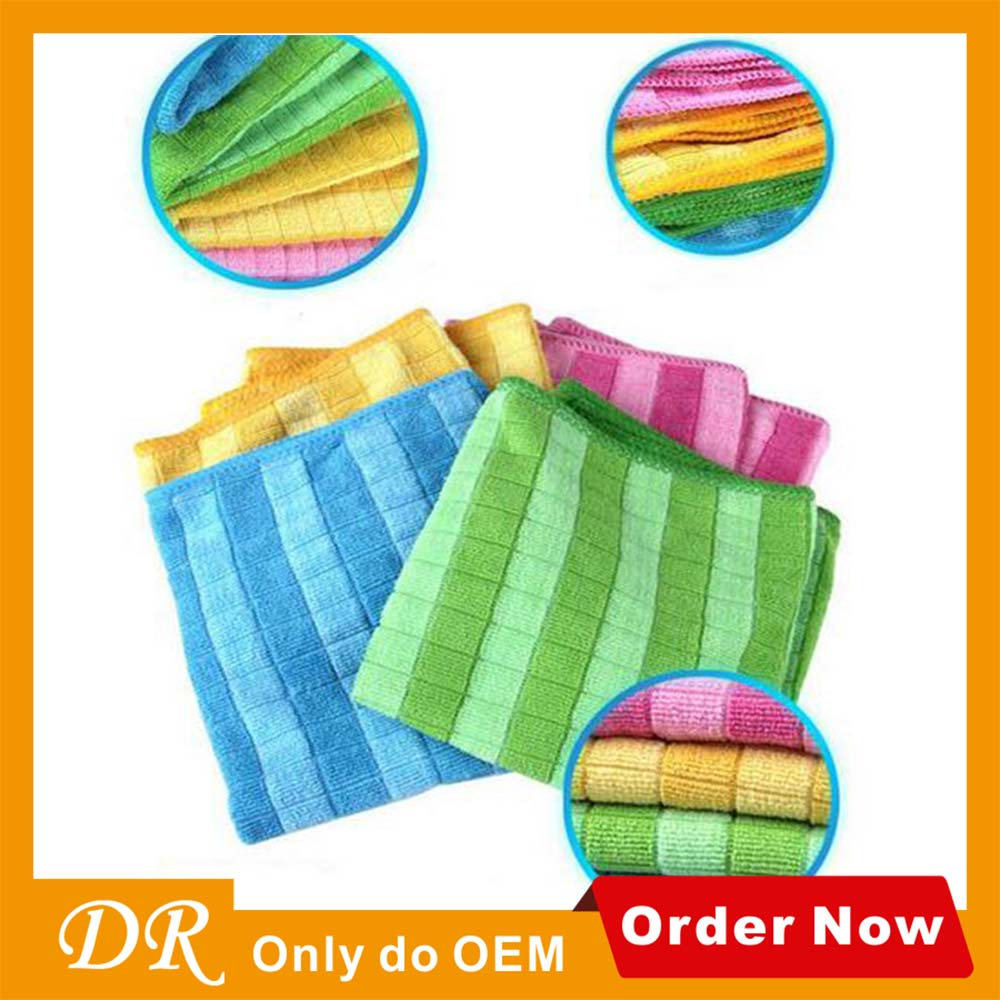 Great quality 5 pc Home Nice Soft Cloth Absorbs Perfectly Drying Microfiber Towel Ireland