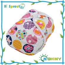 Fashion summer sale PUL printed pattern Infant baby adult diaper cover
