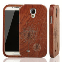 A5/ A7 Wood Pattern Skin Case for Samsung A5 A500/ A7 A700 Ultrathin PU Plastic PC Protective Shockproof Back Phone Cover