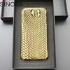 phone case manufacturing Genuine exotic leather case for iPhone Python Skin