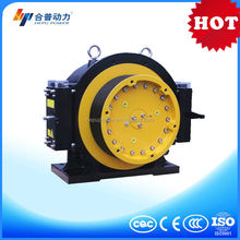 WTD1-B 1000KG PM Motor gearless traction machine with instant face lift cream