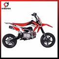 14/17 pitbike 125cc electric start motorcycle adult dirbike china cheap bike dirt bike