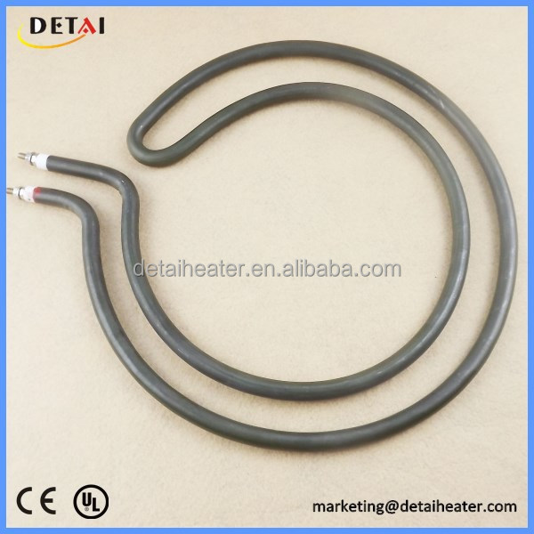 China supplier 12mm oven heating coil