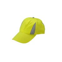 baseball cap reflective strap running hats