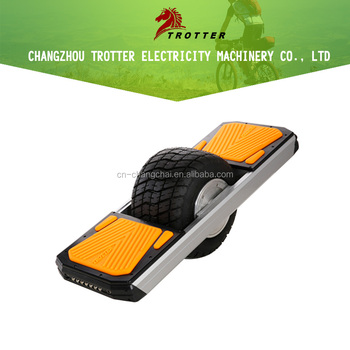 Trotter 11 Inch Hoverboard 1 Wheel Self Balancing Scooter for adults