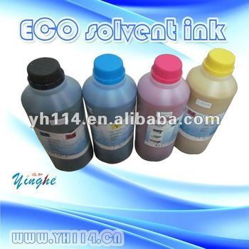 eco solvent ink, ink for eco solvent printer, outdoor ink
